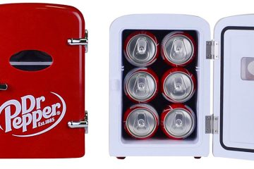 Dr Pepper Mini fridge