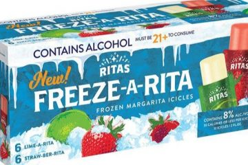 Freeze-A-Rita Ice Pops