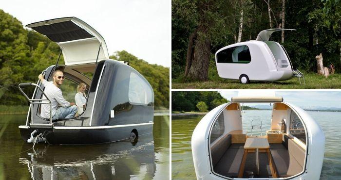 Sealander trailer