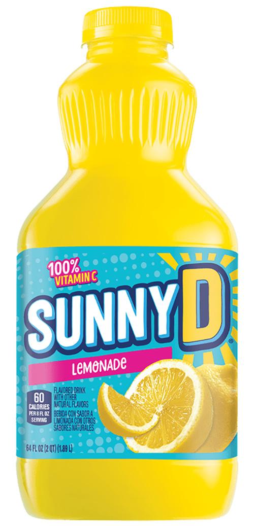 SunnyD Lemonade