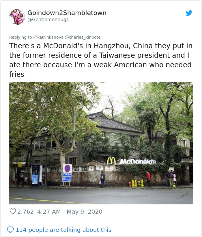 antique design fast-food hangzhou china