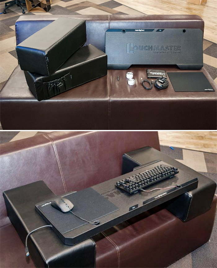 couchmaster lap desk adjustable elements