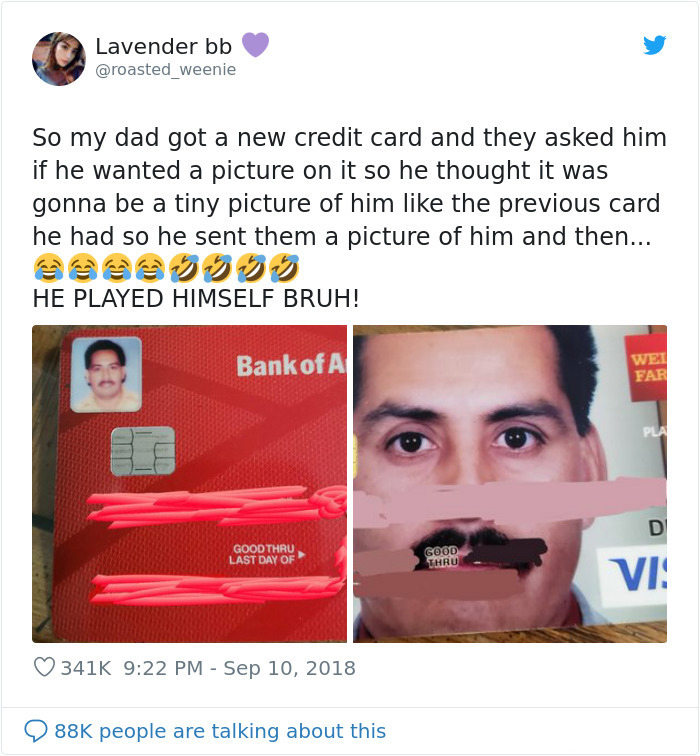credit card photo too large