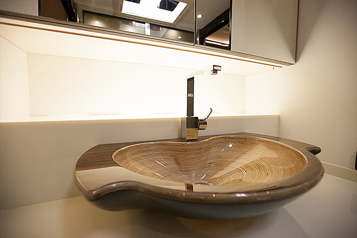 custom luxury sink