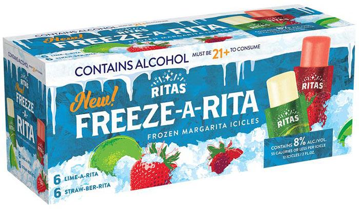 freeze-a-rita ice pops