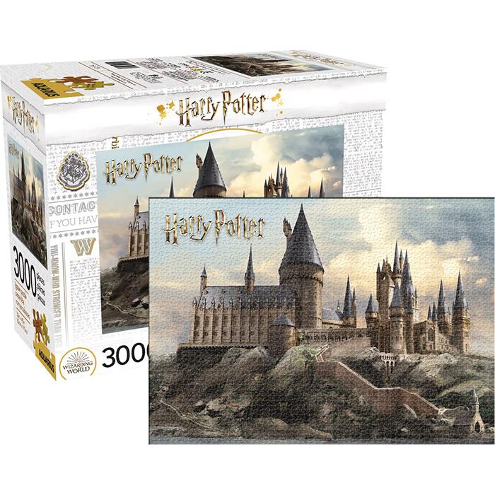 hogwarts jigsaw puzzle