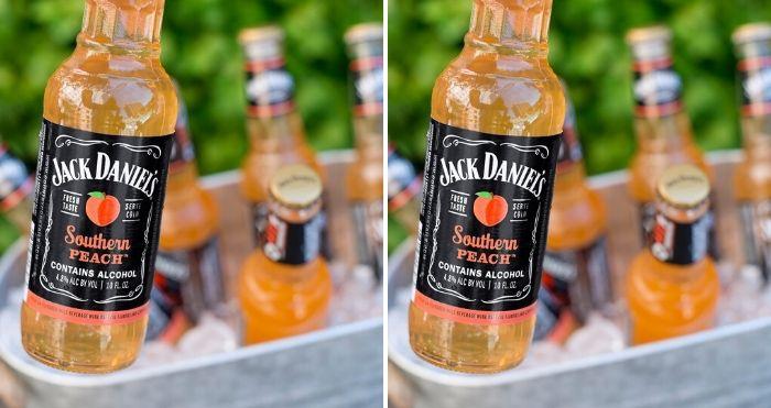 jack daniel's southern peach