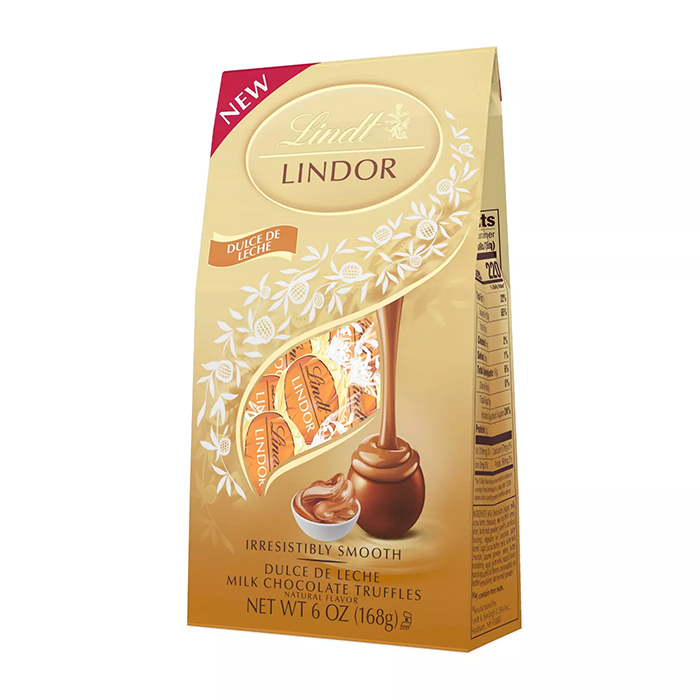 lindt dulce de leche chocolate truffles