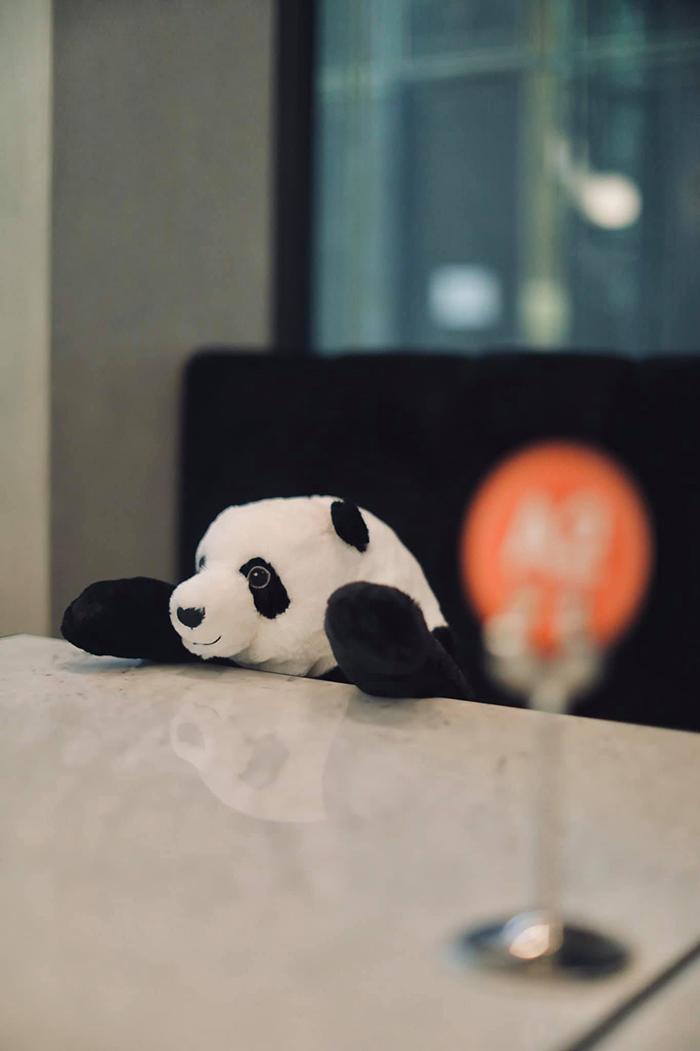 maison saigon plush pandas