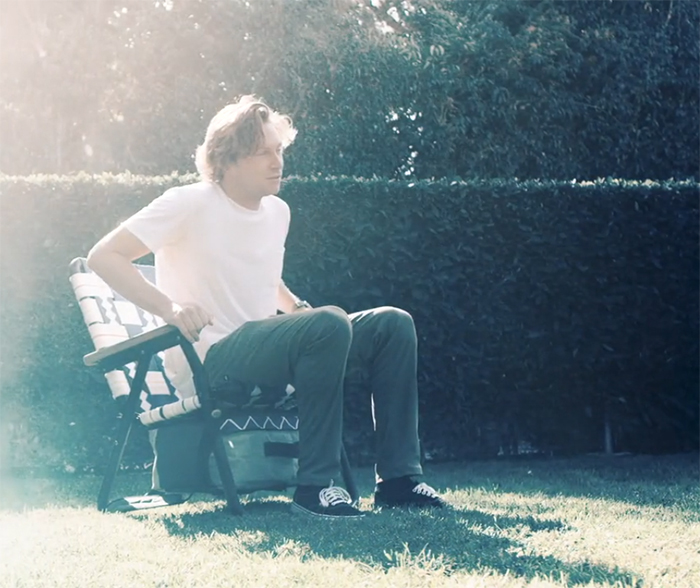 multi-purpose lawn chair