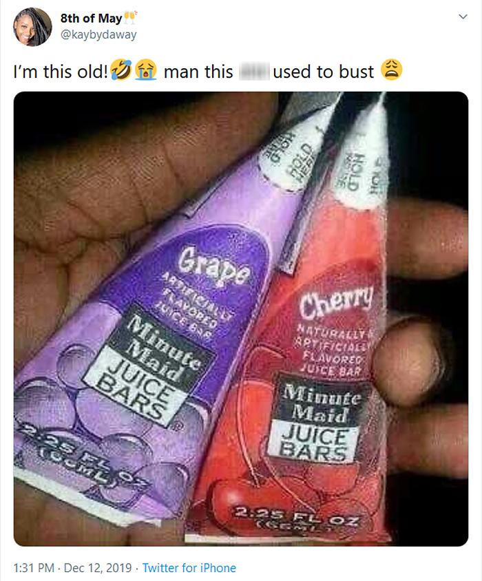 nostalgia 90s things juice bars