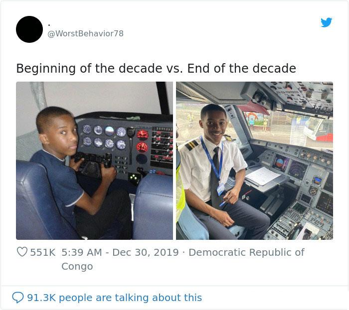 pilot dream comes true