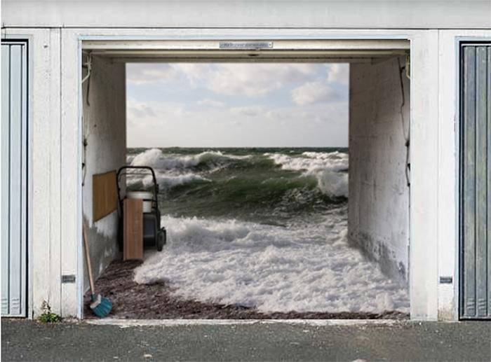 realistic poster ocean