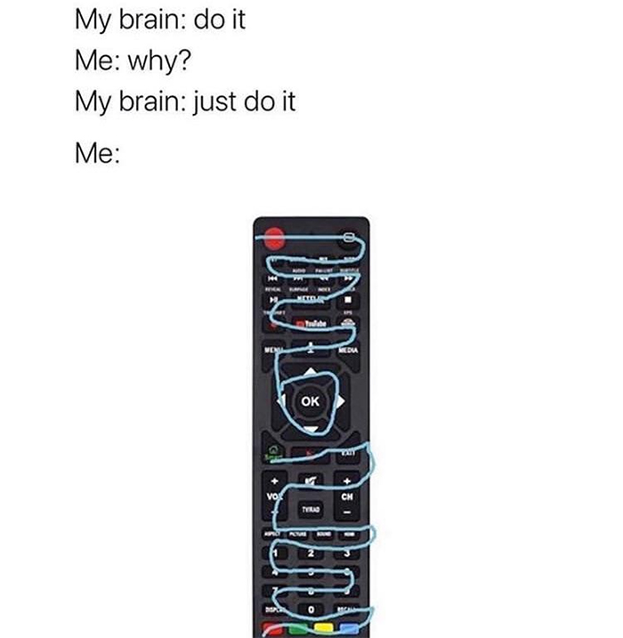 remote buttons things everyone doesn't talk about