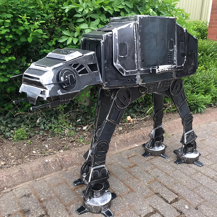 star wars armored transport outdoor cooking equipment