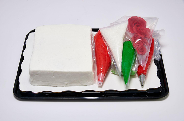 unboxed mothers day cake-decorating kit