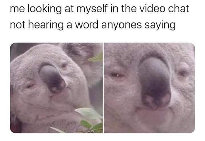video chat things everyone doesn't talk about