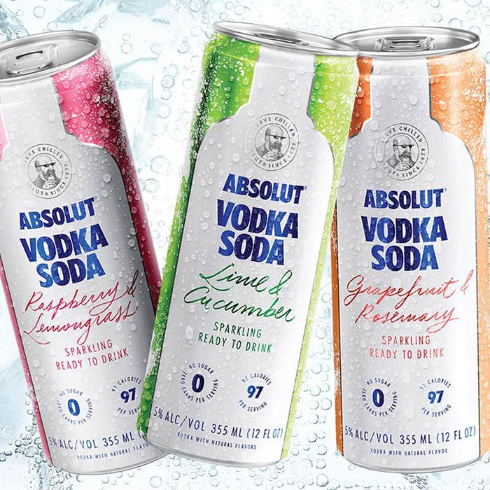 vodka sodas