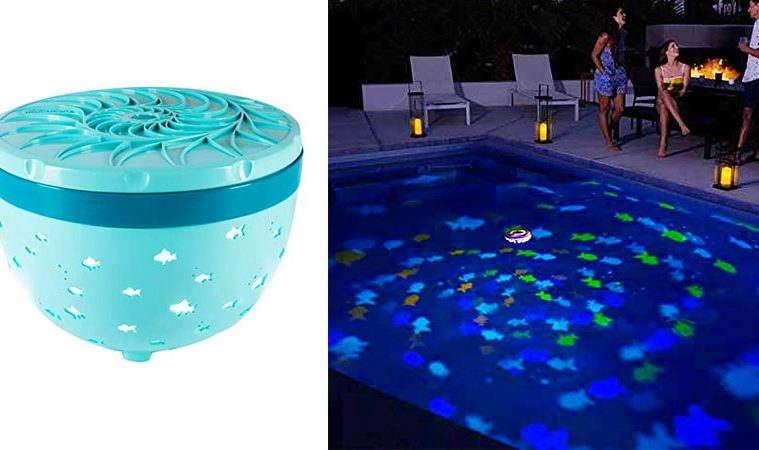 Floating projection light