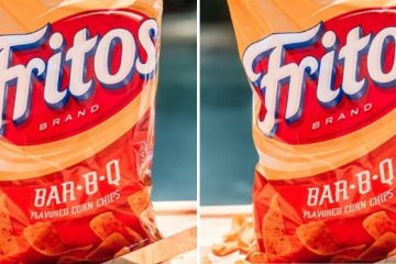 Fritos BBQ Flavor