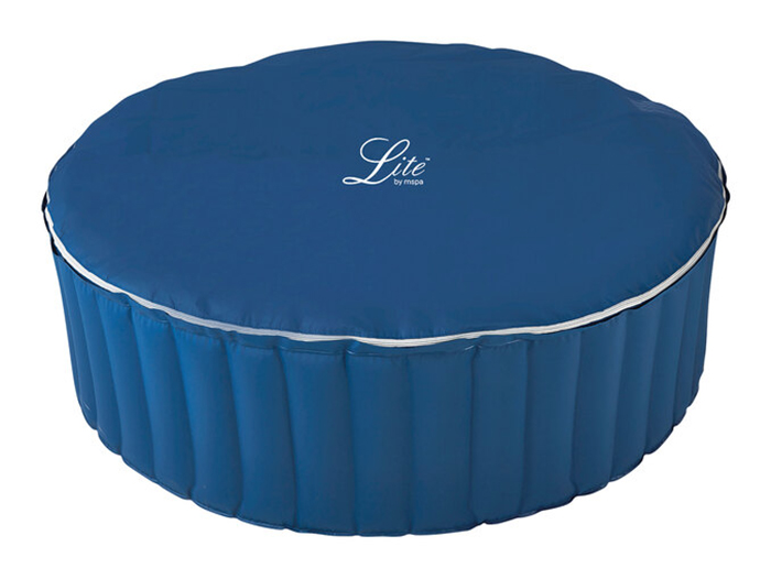 Lidl Four-person Inflatable Hot Tub with Cover