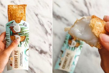 McDonald's Coconut pie