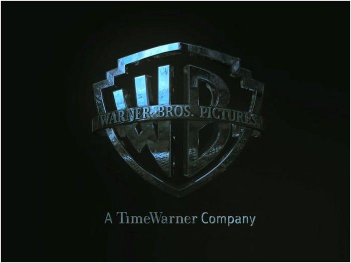 Nagini in Warner Bros. Logo