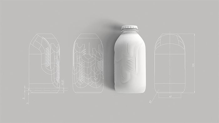 Paboco Plant-based Bottle