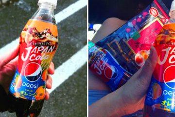Pepsi orange