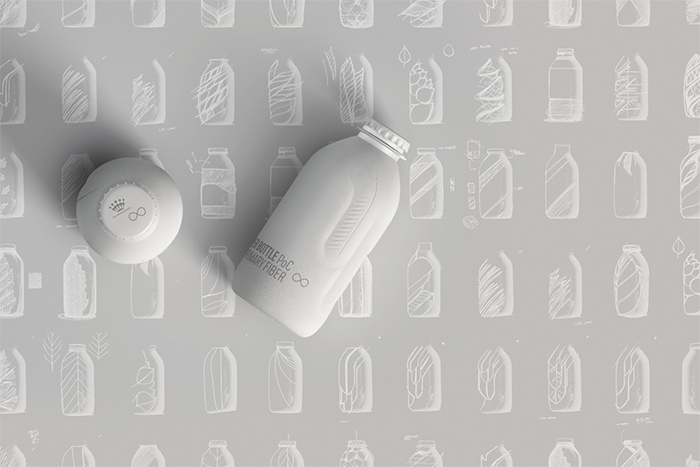 Plant-based Bottles by Paboco