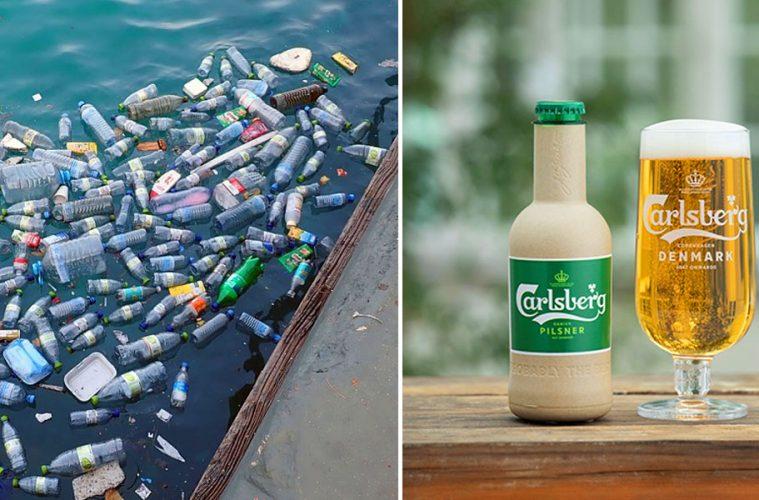 Plant-based bottles