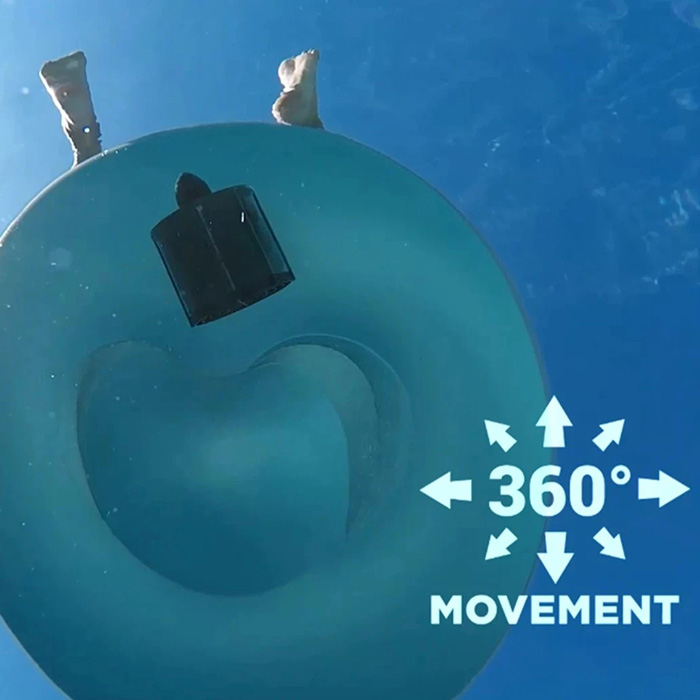 PoolCandy Tube Runner 360 Degree Movement