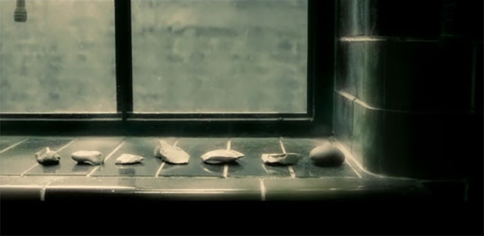 Seven Rocks in Tom Riddles Childhood Bedroom Foreshadowing Seven Horcruxes
