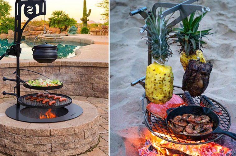 Ultimate Campfire grill