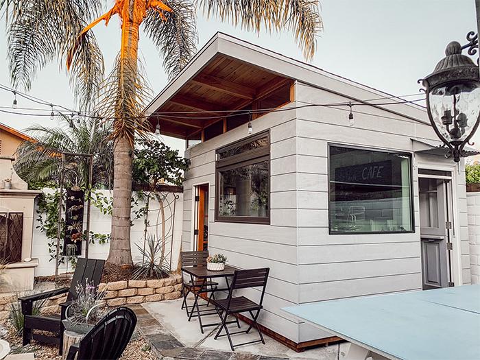backyard diy project exterior