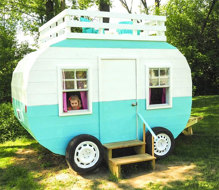 camper playhouse sample