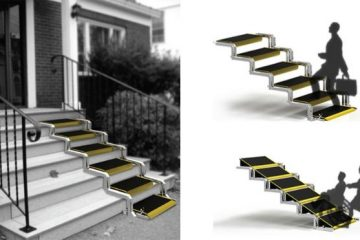 convertible stairs