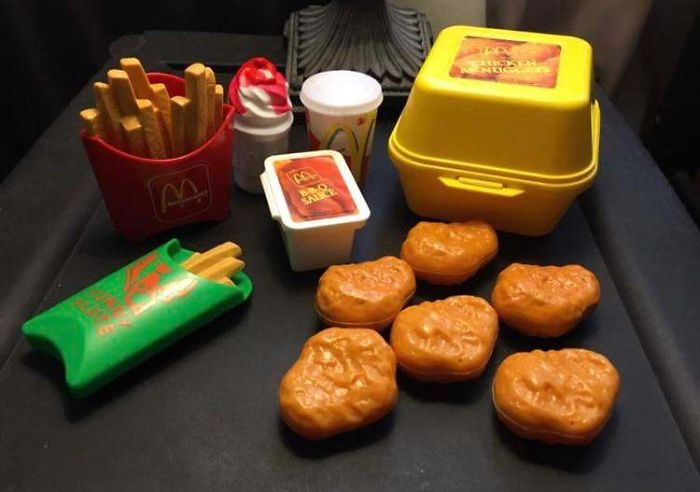 fisher price fast food play toys