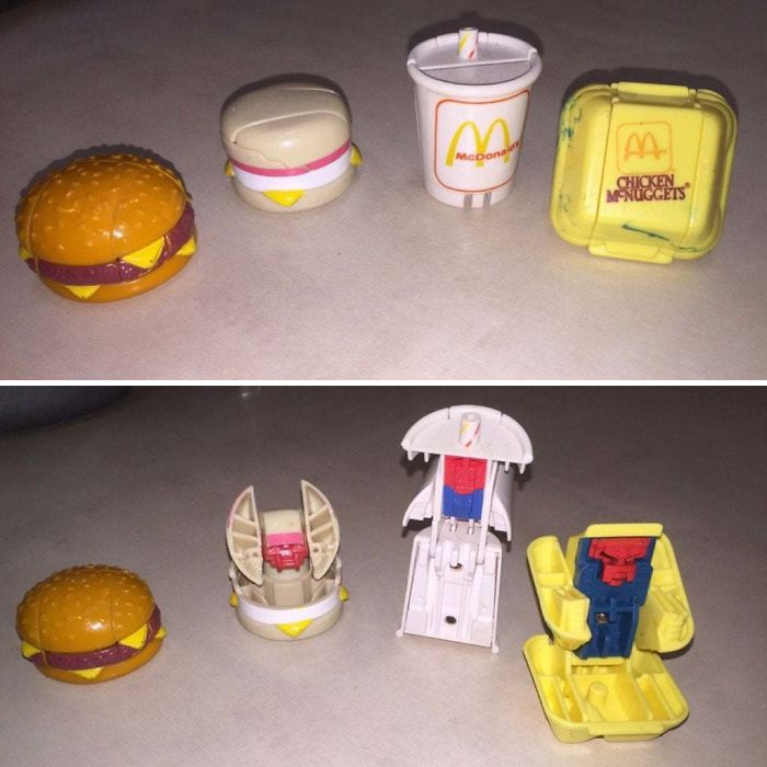 happy meal toys 80s 90s