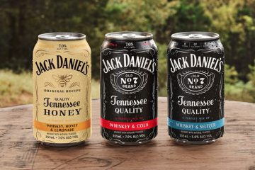 jack daniel's canned cocktails