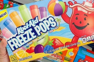 kool-aid freeze pops