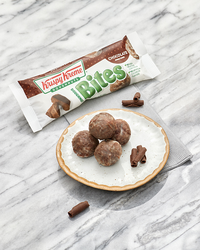 krispy kreme doughnut bites pouch
