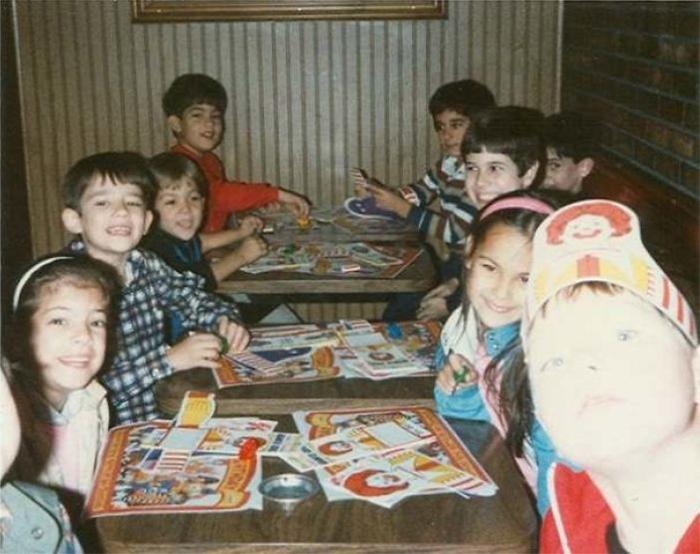 mcdonald's birthday parties