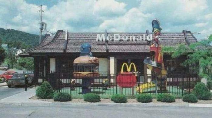 mcdonald's nostalgic playland