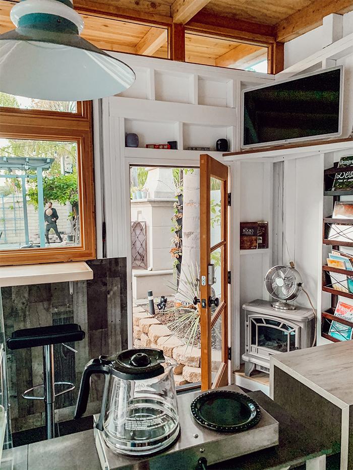personal coffee shop interior