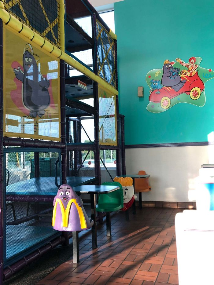 playplace through the years