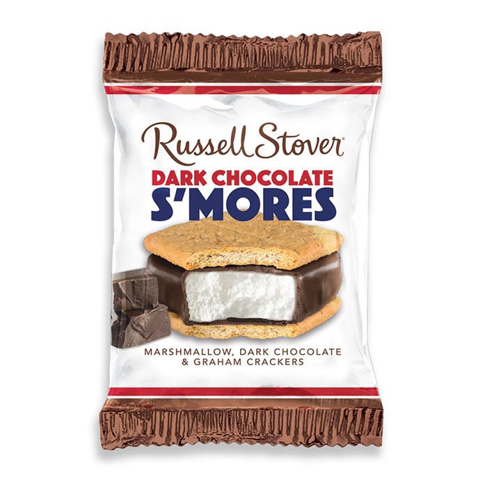russell stover dark chocolate s'more