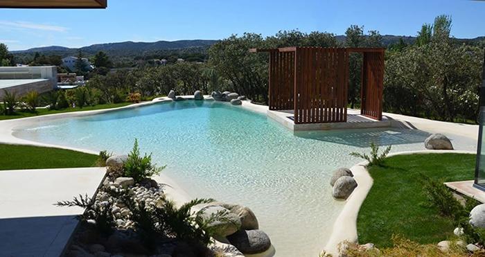sand pools look like natural beach
