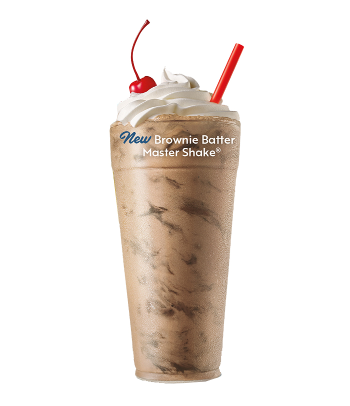 sonic drive in brownie batter shake