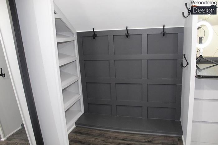 Attic Wardrobe Door